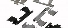 Brake pad hardware